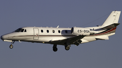 CS-DQA - Cessna 560XL Citation XLS - NetJets Europe