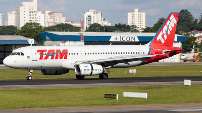 A picture of PTMZZ - Airbus A320232 - LATAM Airlines - © fachetti_spotter