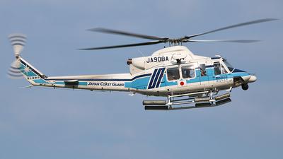 JA908A - Bell 412EP - Japan - Coast Guard