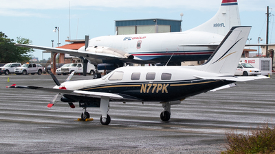 N77PK - Piper PA-46-350P Malibu Mirage - Private