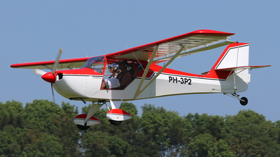 A picture of PH3P2 - Aeropro Eurofox - [11902] - © BaszB