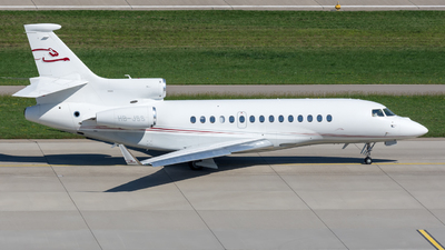 HB-JSS - Dassault Falcon 7X - Cat Aviation