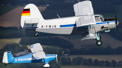 D-FWJO - PZL-Mielec An-2 - Private