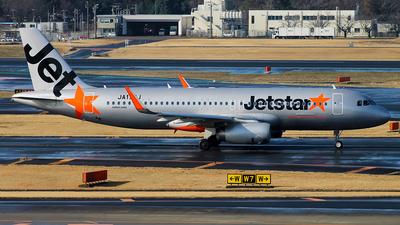 A picture of JA17JJ - Airbus A320232 - Jetstar Airways - © JFrag