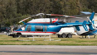 VH-DMX - Bell 427 - NSW Helicopters
