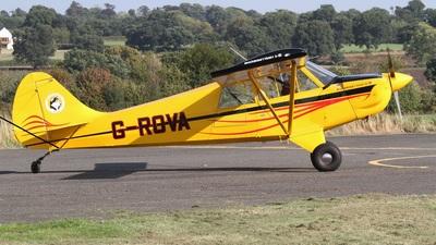 A picture of GROVA - Aviat Husky A1B Husky Pup - [NF0008] - © Ian Johnson