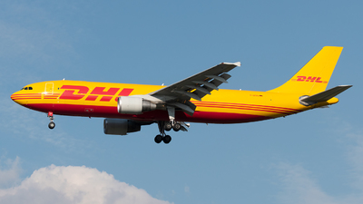 A picture of DAEAA - Airbus A300B4622R(F) - DHL - © paoloz99
