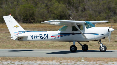 VH-BJV - Cessna 152 - Private
