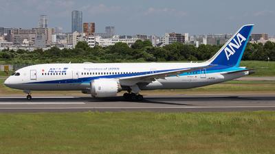 JA801A - Boeing 787-8 Dreamliner - All Nippon Airways (Air Japan)