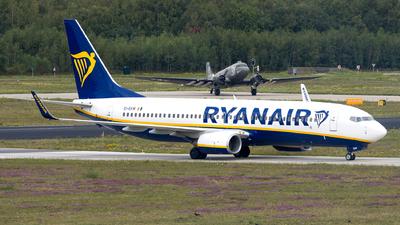 EI-EKW - Boeing 737-8AS - Ryanair