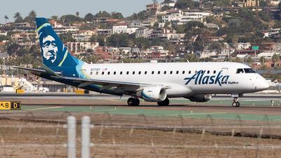 N171SY - Embraer 170-200LR - Alaska Airlines (Skywest Airlines)