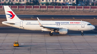 B-1635 - Airbus A320-214 - China Eastern Airlines