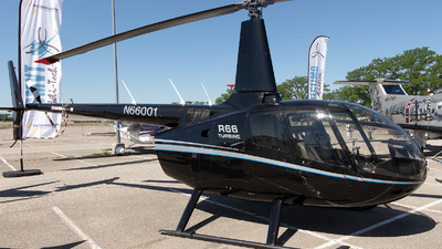 N66001 - Robinson R66 Turbine - Rectimo Aviation
