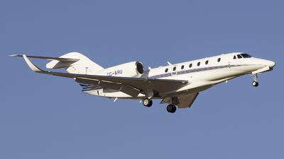 A picture of CCARU - Cessna 750 Citation X - [7500523] - © MartinezRoe7