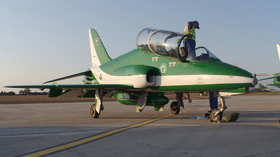 8821 - British Aerospace Hawk Mk.65A - Saudi Arabia - Air Force
