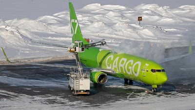 VP-BEN - Boeing 737-8AS(BCF) - S7 Airlines Cargo