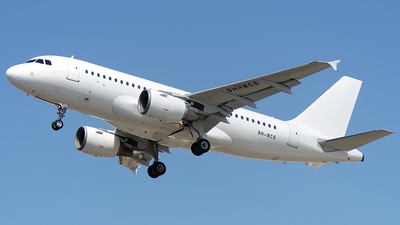 9H-MCS - Airbus A319-111 - Hyperion Aviation
