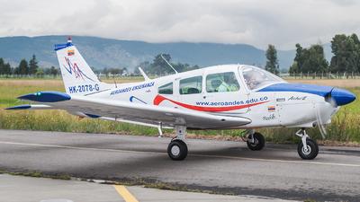 HK-2078-G - Piper PA-28-181 Archer II - Aeroandes