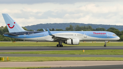 G-OOBH - Boeing 757-236 - Thomson Airways