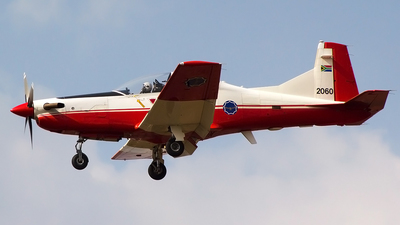 2060 - Pilatus PC-7 Mk.II - South Africa - Air Force