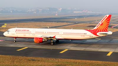 VT-PPV - Airbus A321-211 - Air India