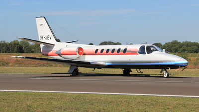 OY-JEV - Cessna 550 Citation II - Private