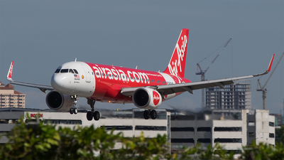 A picture of 9MAGK - Airbus A320251N - AirAsia - © Aviation Temptation