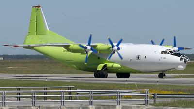UR-KDM - Antonov An-12BK - Cavok Air
