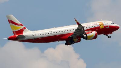 B-307P - Airbus A320-251N - Lucky Air