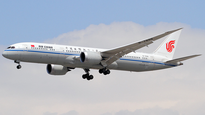 B-7898 - Boeing 787-9 Dreamliner - Air China