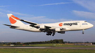 TF-AMI - Boeing 747-412(BDSF) - Magma Aviation (Air Atlanta Icelandic)