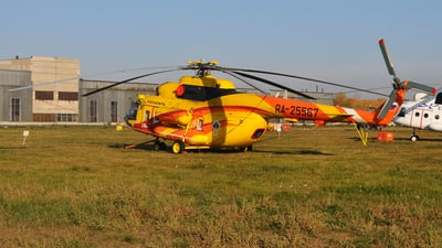 RA-25567 - Mil Mi-8MT Hip - Private