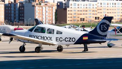 A picture of ECCZO - Piper PA28181 Cherokee Archer II -  - © Enrique Rubira