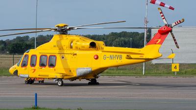 G-NHVB - Agusta-Westland AW-139 - Noordzee Helikopters Vlaanderen (NHV)