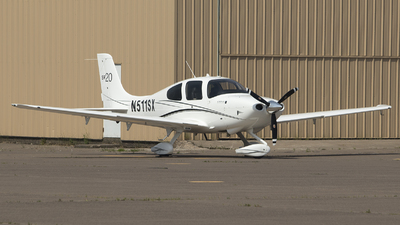 N511SX - Cirrus SR20 - Cirrus Aviation