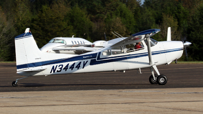 N3444Y - Cessna A185F Skywagon - Private