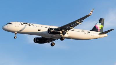 XA-VLZ - Airbus A321-231 - Volaris