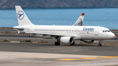 YL-LCK - Airbus A320-214 - Condor (SmartLynx Airlines)