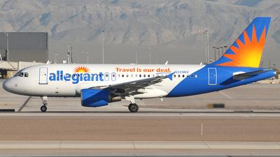 A picture of N329NV - Airbus A319111 - Allegiant Air - © Jason Whitebird
