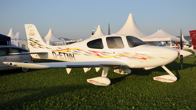 D-ETNH - Cirrus SR22-G3 Turbo - Private