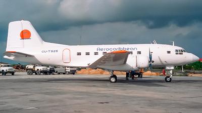 CU-T925 - Ilyushin IL-14M - Aerocaribbean
