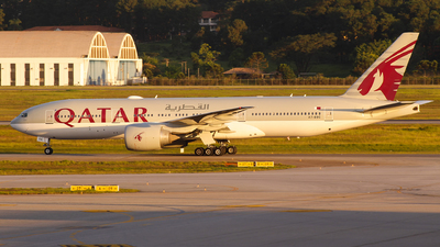 A7-BBC - Boeing 777-2DZLR - Qatar Airways