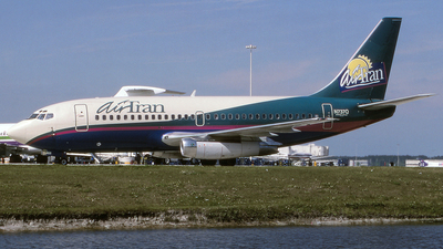 N737Q - Boeing 737-2L9(Adv) - airTran Airways