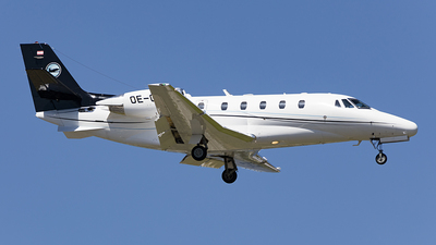 OE-GXL - Cessna 560XL Citation Excel - Private