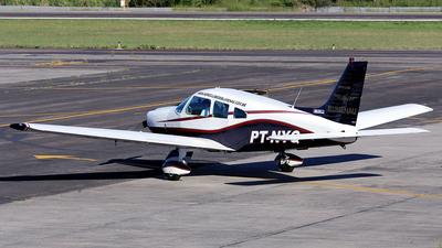 PT-NYQ - Embraer EMB-712 Tupi - Aeroclube de Blumenau