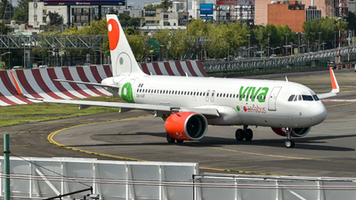 XA-VIF - Airbus A320-271N - VivaAerobus