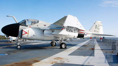 152599 - Grumman A-6E Intruder - United States - US Navy (USN)