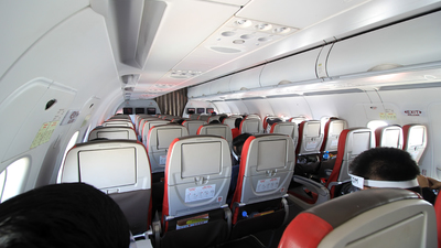 PK-LAU - Airbus A320-214 - Batik Air