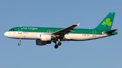 A picture of EIDEL - Airbus A320214 - Aer Lingus - © Sebastian Sowa