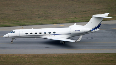 B-HHI - Gulfstream G550 - Private